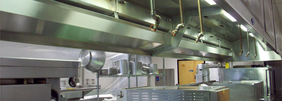 Kitchen Exhaust Cleaning | Steamatic Geelong |Flu and Canopy Cleaning